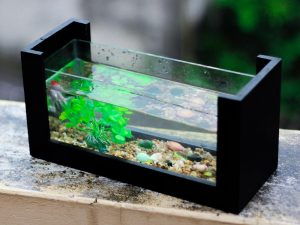 Nano-Aquarium Beckengröße