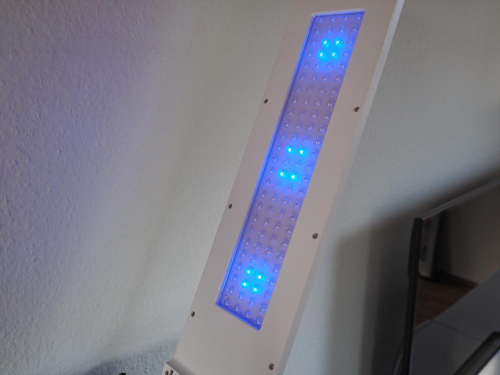 Superfish Home LED Beleuchtung mit 7 Watt und Mondlicht